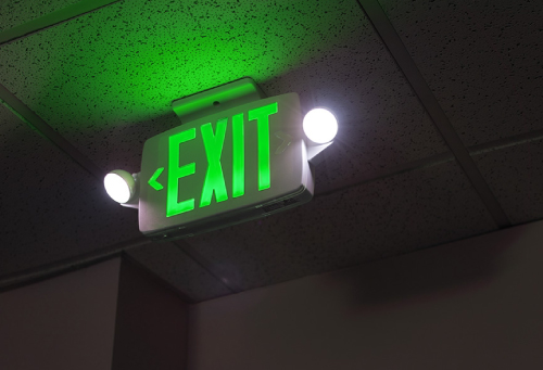 Exit and Emergency